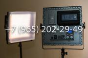 Аренда беспроводных светодиодных лайт-панелей для видеосъемки интервью